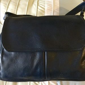 Great Large Leather Bag